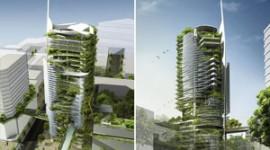 Singapore è la città più verde dell'Asia