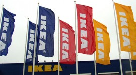 Ikea, eco-fuori ed eco-dentro