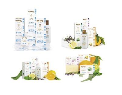 L'Amande presenta la prima linea cosmetica Eco Bio
