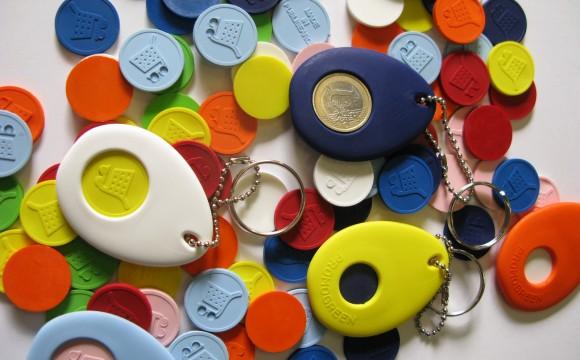 La spesa diventa eco-friendly con i gettoni biodegradabili!