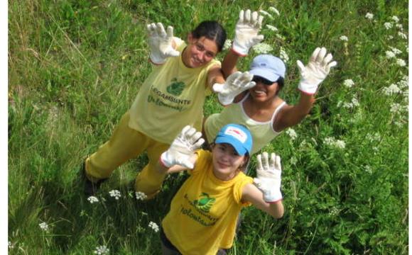 Vacanze green: campi estivi di Legambiente e Libera