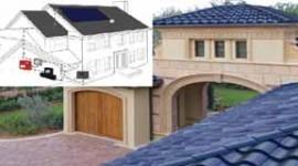 Impianti fotovoltaici d'arredo