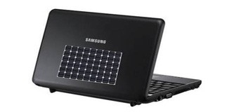 Samsung presenta NC 215 S, notebook a energia solare
