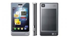 """LG GD510: lo smartphone """"Pop"""" con i pannelli solari"""