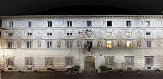 Una luce nuova brilla su Palazzo Spada