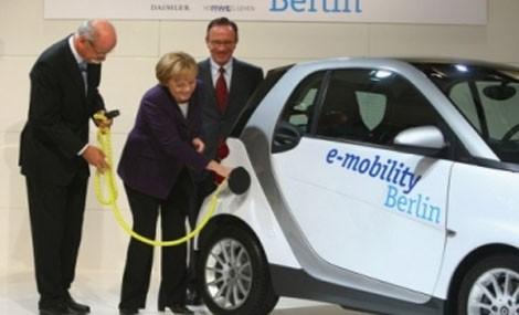 Daimler e Bosch insieme per realizzare nuovi motori elettrici