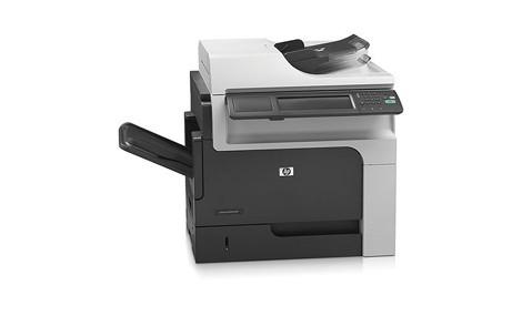 Stampe green grazie ad HP LaserJet Enterprise M4555