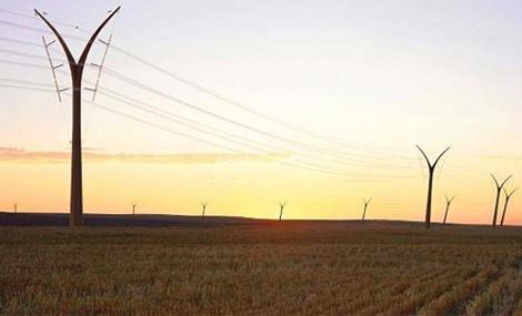 Terna realizza una nuova linea elettrica a basso impatto ambientale