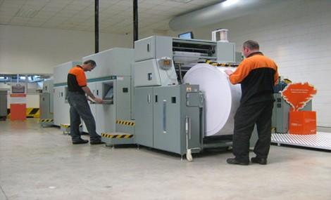 Consegne Green per TNT, in arrivo JetStream 2200, per stampare a colori senza danneggiare l'ambiente
