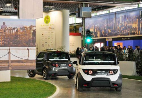 Auto elettrica grande protagonista del Motor Show