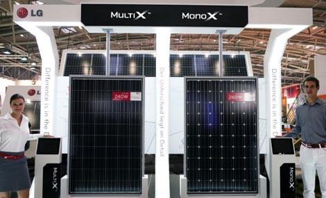 Anche LG gioca la partita del fotovoltaico