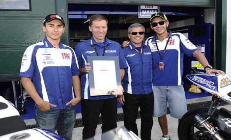 Il 2011 è un anno green Yamaha Motor Racing