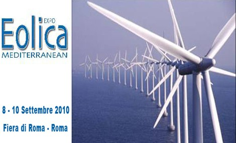 Energia Eolica in mostra a ZeroEmission Rome