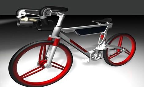 Solar Cross, pedalate a energia solare…