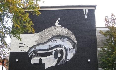 OIKOS, il colore dell'Urban Art