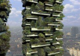 Milano sempre più verde, in arrivo il Bosco Verticale