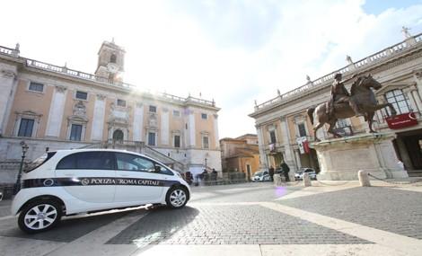Roma: nuovo piano di eco-mobilità grazie a Citroën