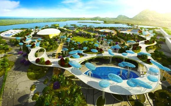 Un ponte verde lungo le Olimpiadi di Rio 2016