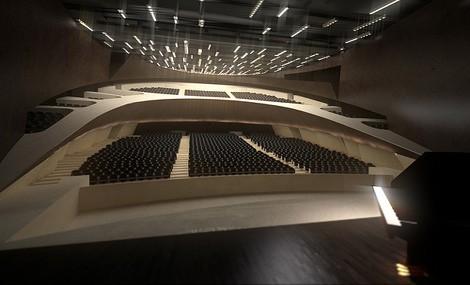 Nell'Auditorium di Firenze suona musica…green!