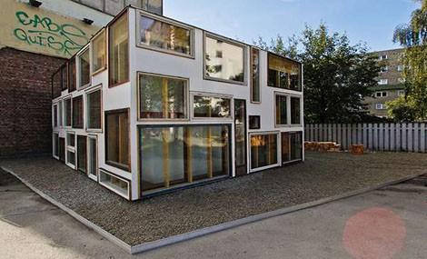 Architettura eco-sostenibile in Norvegia
