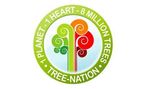Per San Valentino regala un albero con Tree-Nation!