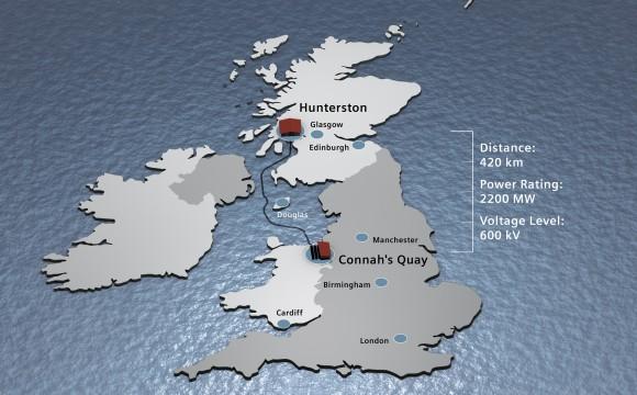 """Inghilterra e Scozia """"aumentano"""" la loro energia!"""