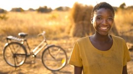Una bicicletta può fare la differenza, anche in Africa!