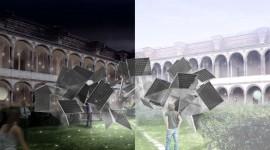 """Panasonic presenta """"Photosynthesis"""" al Salone del Mobile di Milano 2012"""