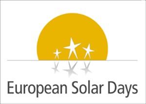 Splende il sole in Europa grazie ai Solar Days