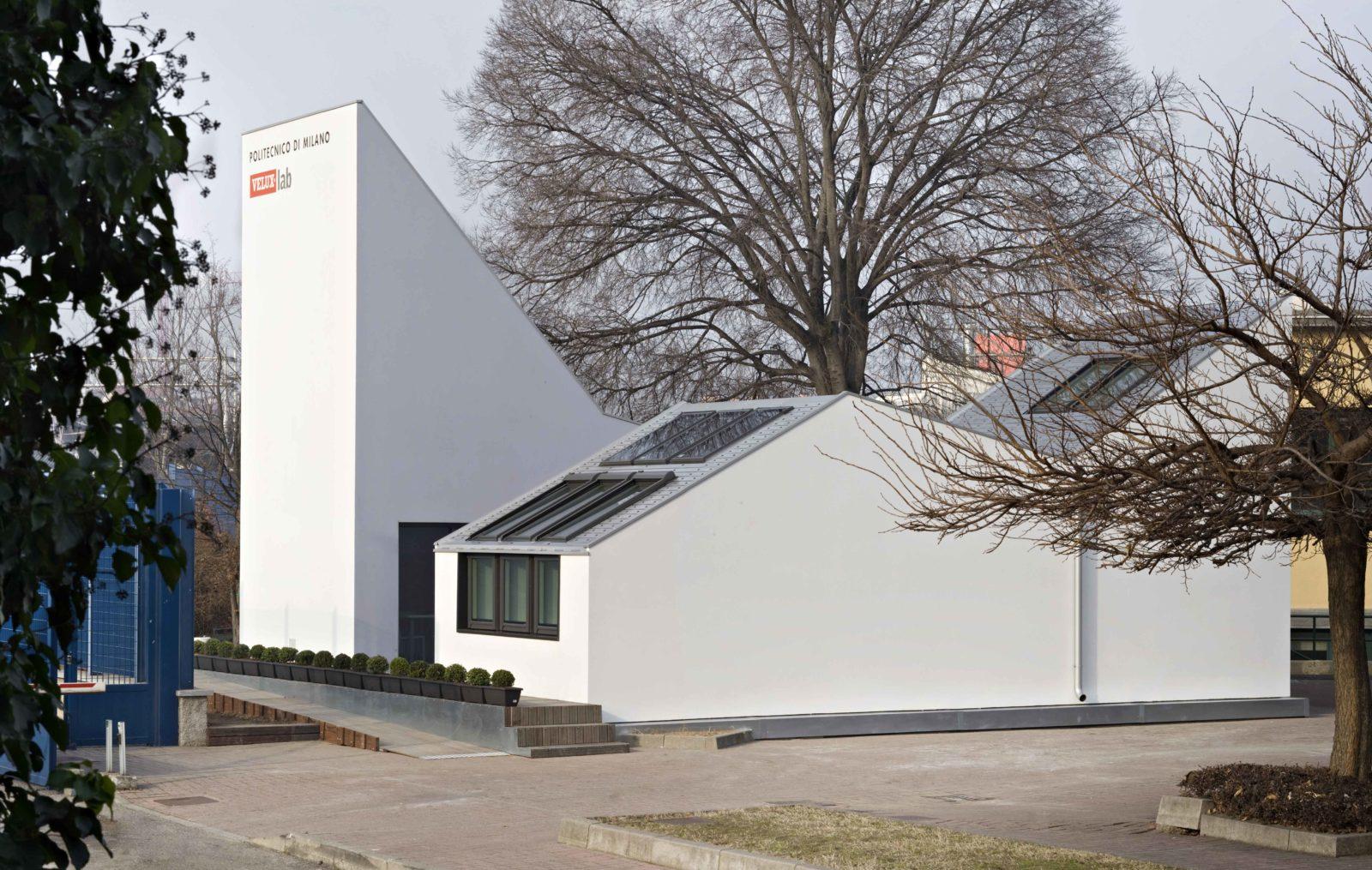 Velux Lab, anche l'Italia ha il suo edificio a impatto zero (o quasi)