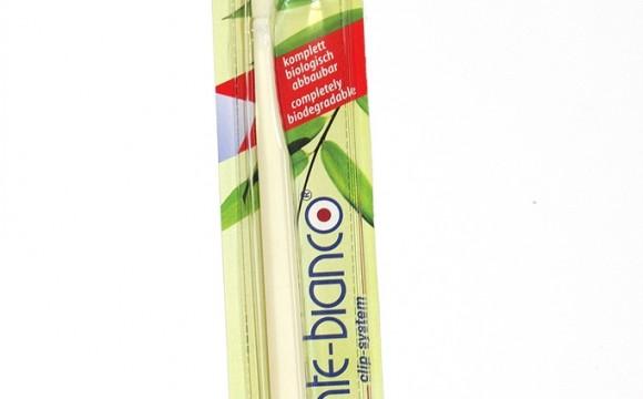 APINAT di API per il nuovo spazzolino da denti biodegradabile