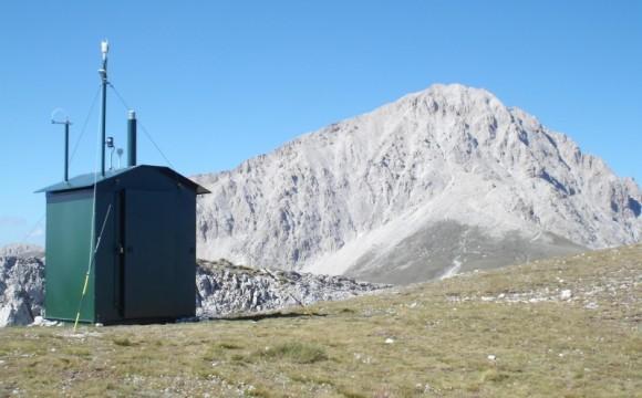 Il Monte Portella ospita un nuovo Osservatorio sul cambiamento climatico