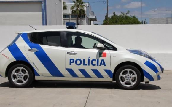 La polizia portoghese viaggia sulle auto elettriche