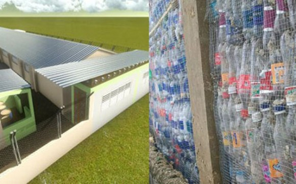 Dai rifiuti sorge una scuola a Santo Domingo