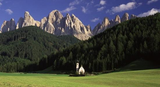 Il Trentino è la Regione più green!