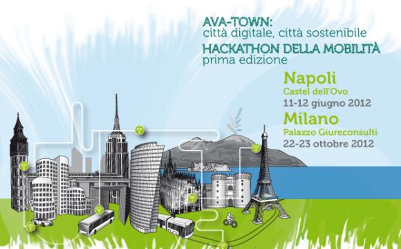 Ecco i vincitori dell' Hackathon della Mobilita' Sostenibile!