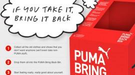 """PUMA lancia """"Bring Me Back"""" un programma che allunga la vita dei nostri capi usati"""