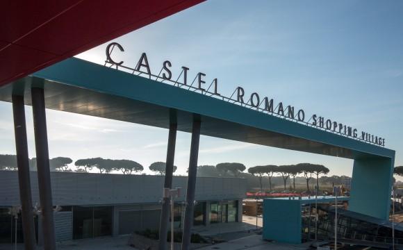 Svago e shopping tra design ed eco-sostenibilità al Castel Romano Village!