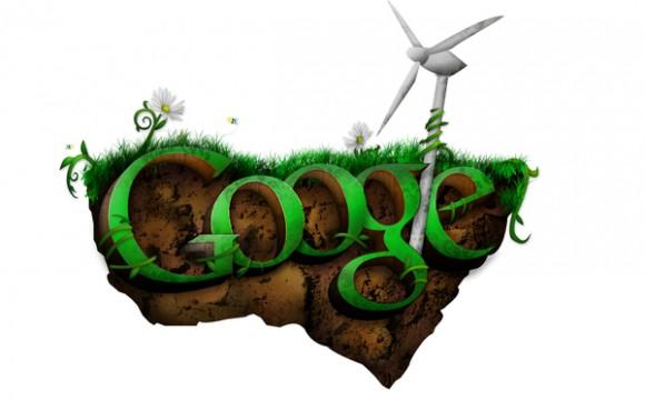Google, un cuore a impatto zero