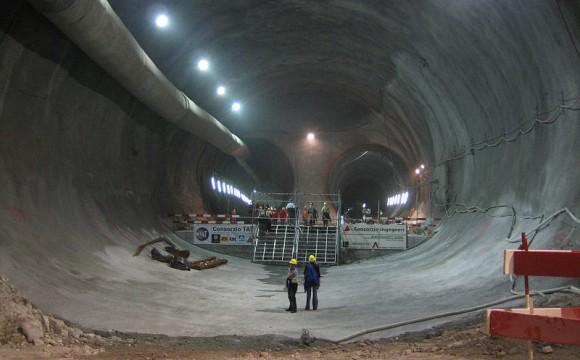 Il tunnel più lungo del mondo è targato Siemens