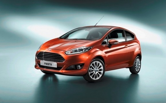 Ford presenta la nuova Fiesta green