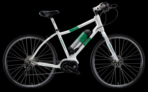 """Una e-bike per """"agire in verde"""""""