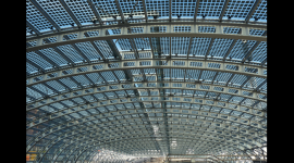 Torino conquista l&#8217;Eurosolar 2012. Il fotovoltaico  di design