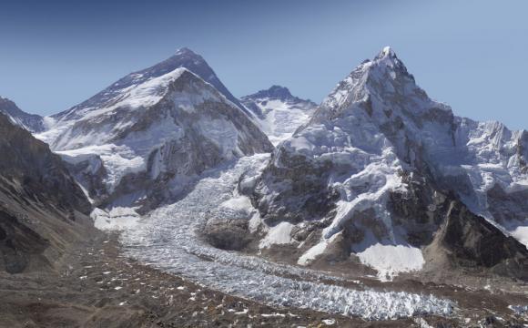 Everest, scattata la foto più bella!