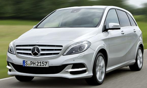Lo stile Mercedes incontra l'ecosostenibilità