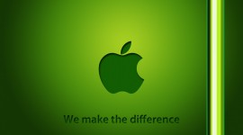 Apple si tinge di green!