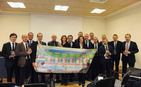 TNT EXPRESS ITALY SI AGGIUDICA  IL LEAN & GREEN AWARD