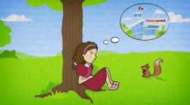 Arriva il cartone del Nonno Nanni interamente dedicato all'eco-sostenibilità