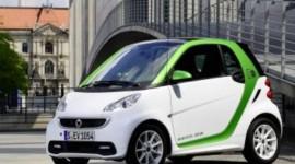 Smart, la city car che abbatte le emissioni