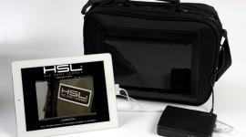 Zaini fotovoltaici ed eco-pelle: ecco le novità HSL